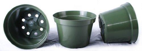 50 nuevas macetas de plástico azalea para cuarto de niños