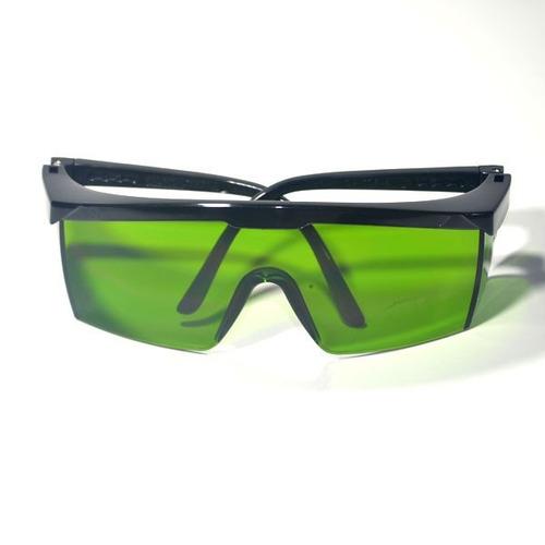 50 - óculos de segurança epi jaguar verde orion
