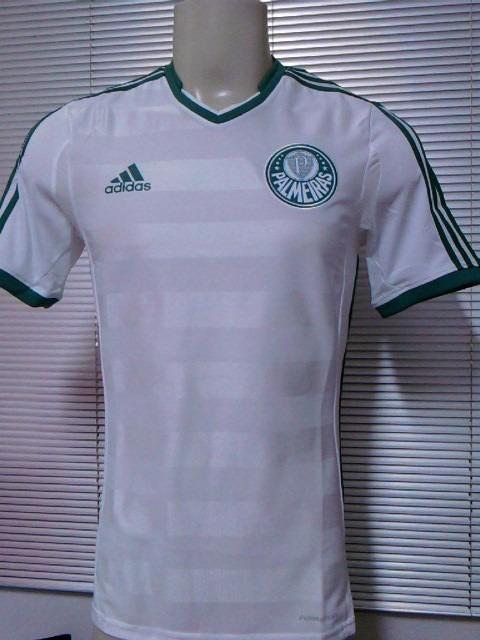 50% Off! Camisa Palmeiras Oficial 2 adidas 2013   2014 - R  129 0b08fcee6ffb5