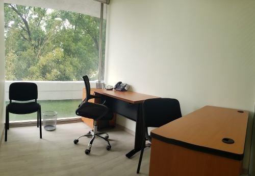 50% oficinas amueblada renta 5.4m2 ,c.p. 72534, puebla