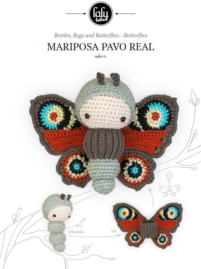 50 Patrones Lalylala +1 Libro Crochet Español Amigurumi - $ 350,00 ...