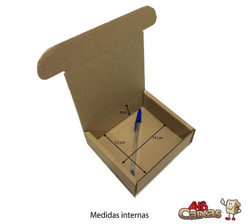 50 pcs caixas de papelão tipo n°0  para sedex e pac correio