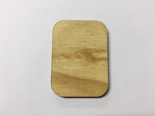 50 piezas de madera terciada para bricolaje y manualidades
