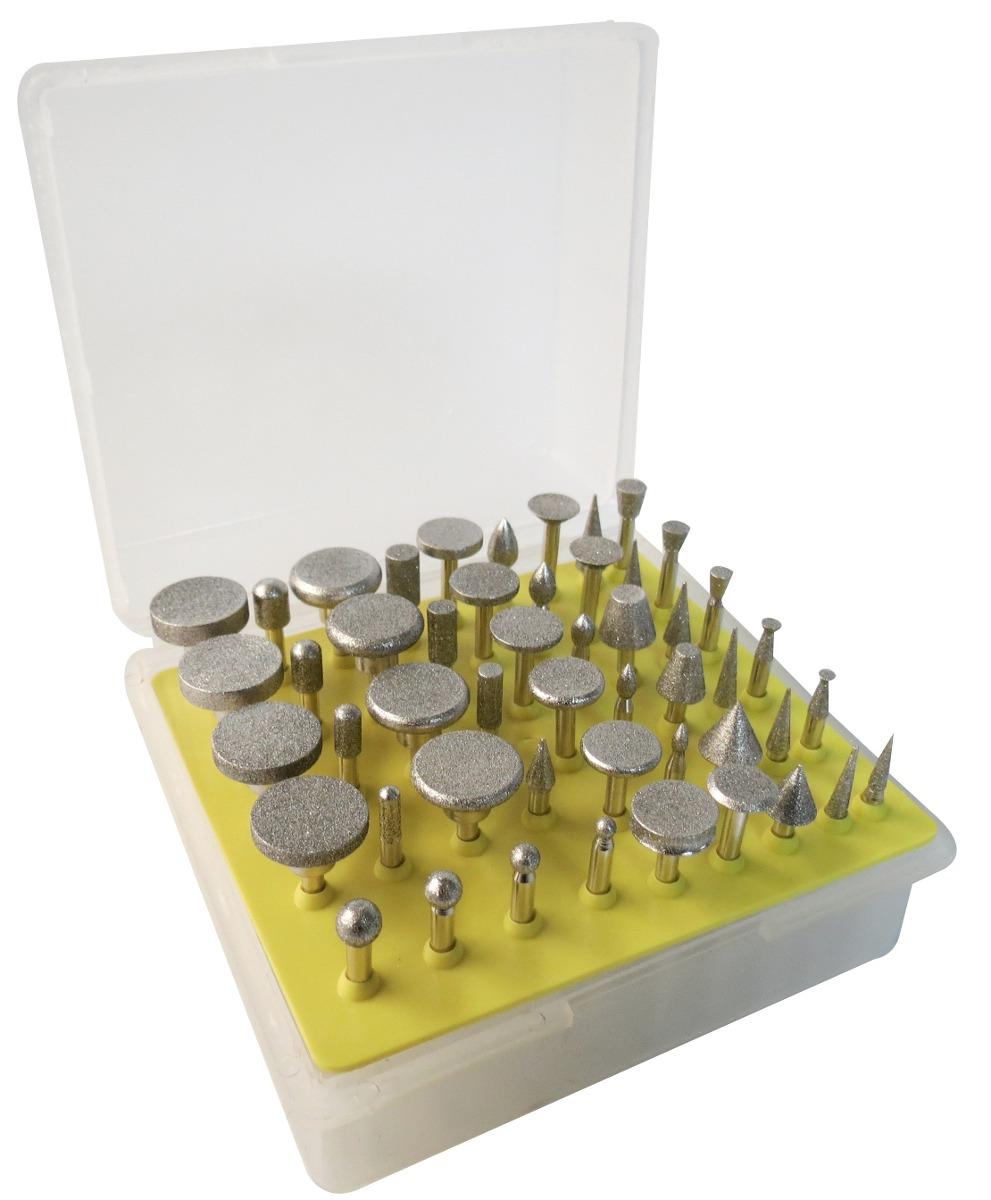 50 piezas diamante accesorios mototool mini taladro - Accesorios para taladro ...