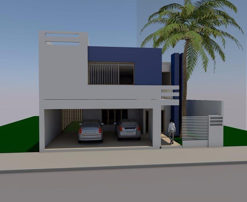 50 Planos De Casas En Autocad En Mercado Libre