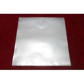 50 Plásticos Externos 0,20 Grosso P/ Lp Vinil Capas Gatefold