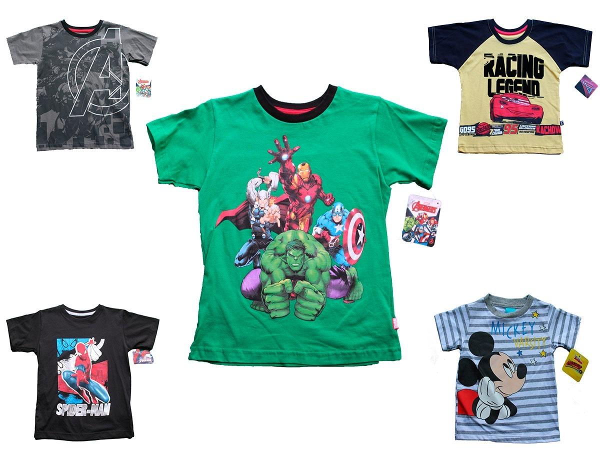 3539c6e39289d 50 playeras disney niño original starwars marvel avengers. Cargando zoom.
