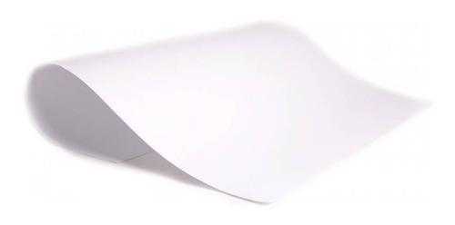 50 pliegos de cartulina blanca luma primera calidad
