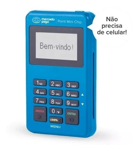 50 point mini chip - maquina sem o celular