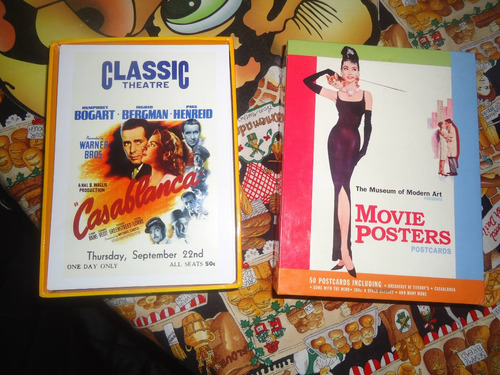 50 postales de cine clasico