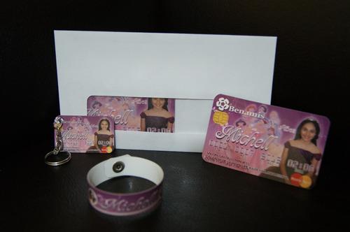 50 pulseras personalizadas,xv años, boda, fiestas infantiles