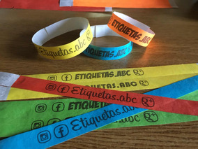 4f8da9154910 Pulseras Como Invitaciones Para Eventos en Mercado Libre Argentina