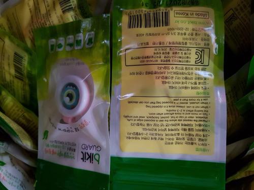 50 pzas boton anti mosquito repelente de moscos para niños
