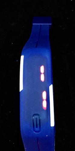50 relojes digital souvenir luminoso cotillon evento fiesta