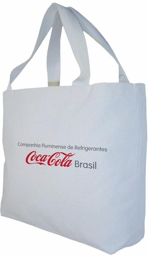 6cdf1e2d9 50 Sacolas Ecológicas Ecobag Personalizada 45x40x10 - R$ 349,00 em ...