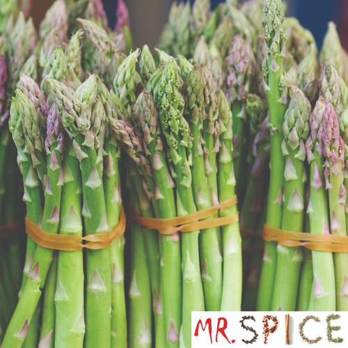 50 sementes de aspargos verde para mudas vasos frete grátis