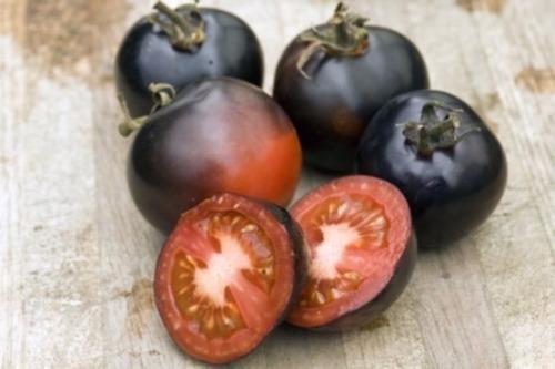 50 sementes de tomate preto black p/ vasos e jardins