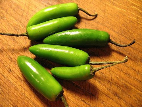 50 semillas capsicum annum - chile serrano codigo 460
