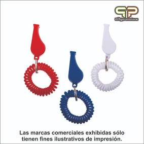 09aae9cbeb12 50 Silbatos De Plástico Pulsera Marina. Con Tu Logo Impreso