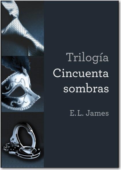 50 Sombras De Grey Trilogia J L James - $ 65,00 en Mercado Libre