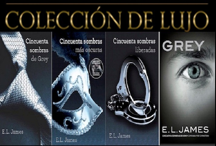 Pretty Cuarto Libro De 50 Sombras De Grey Photos >> Cincuenta ...