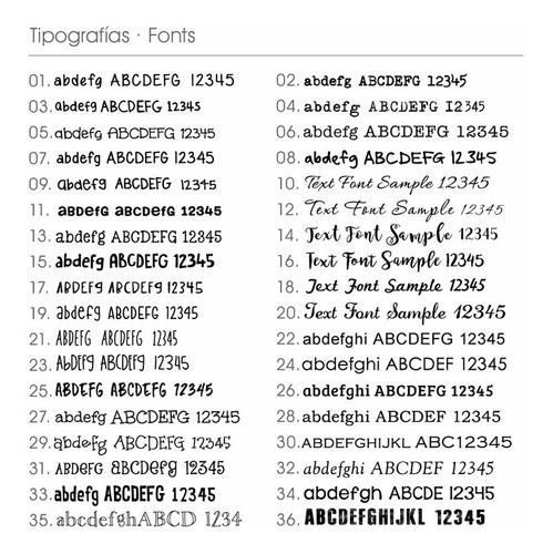 50 tags personalizados etiqueta colgante papel madera kraft