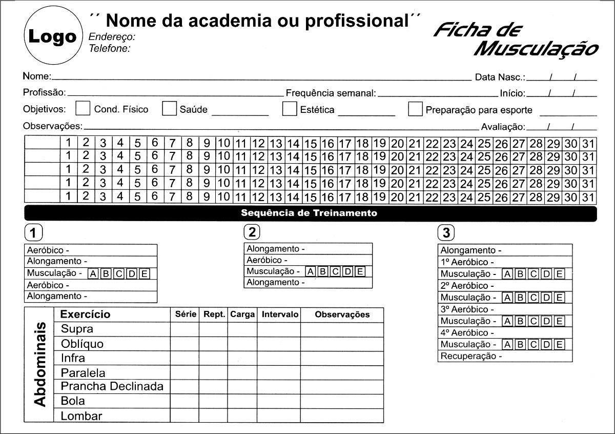 50 Unid A5 Ficha De Cadastro De Paciente Para Clinicas