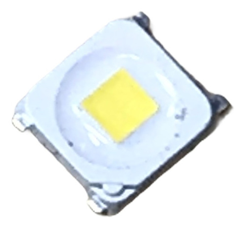 50 unidades led smd 2828 3v  1w 28 28 3v samsung