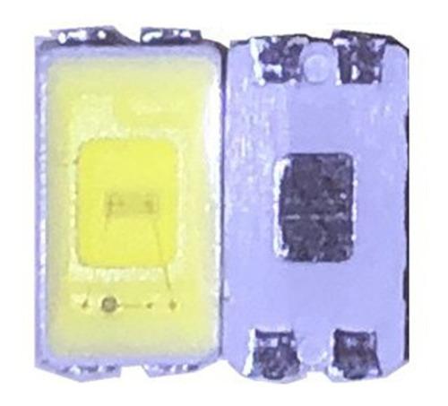 50 unidades led smd 5630 3v 0.5w osram backlight tv