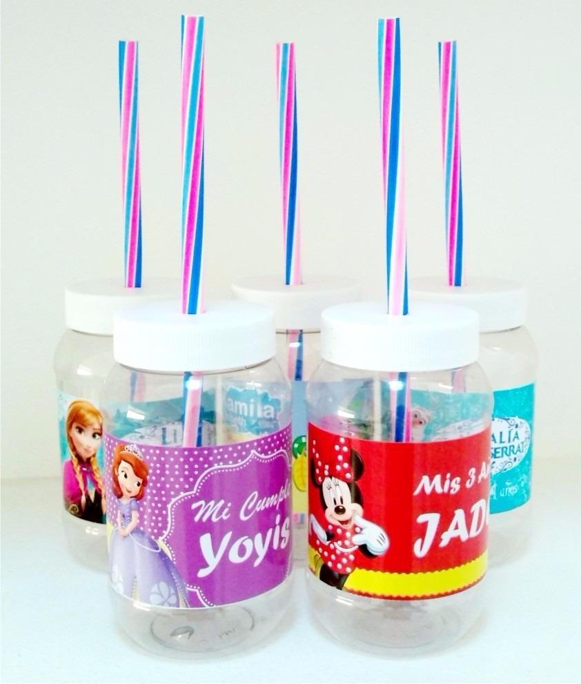 50 vasos de plastico dulceros personalizados recuerdo fiesta en mercado libre - Vasos personalizados ...