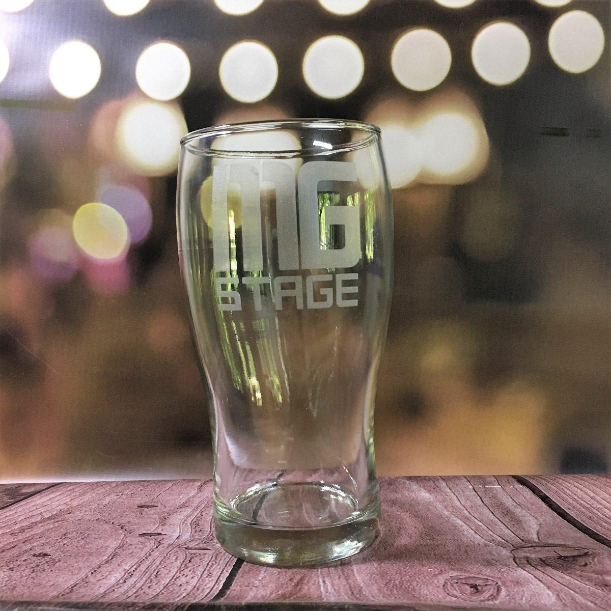 52845b73d 50 Vasos Pinta Cerveza Grabado Laser - Logos Merchandising -   3.977 ...