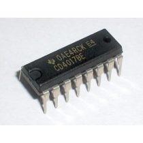 50 x circuito integrado cd4017be * cd4017 dip / kit c/50 pçs