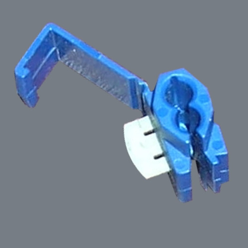 50 x conector derivação emenda cabos fios azul - 1,5 a 2,5mm