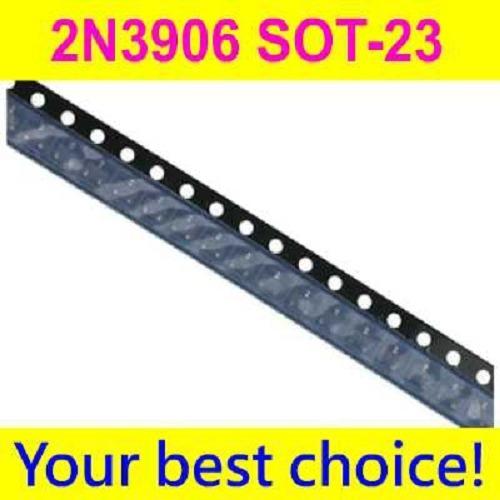 50 x transistor smd 2a mmbt3906 2n3906 sot-23-c.reg.r$ 10,00