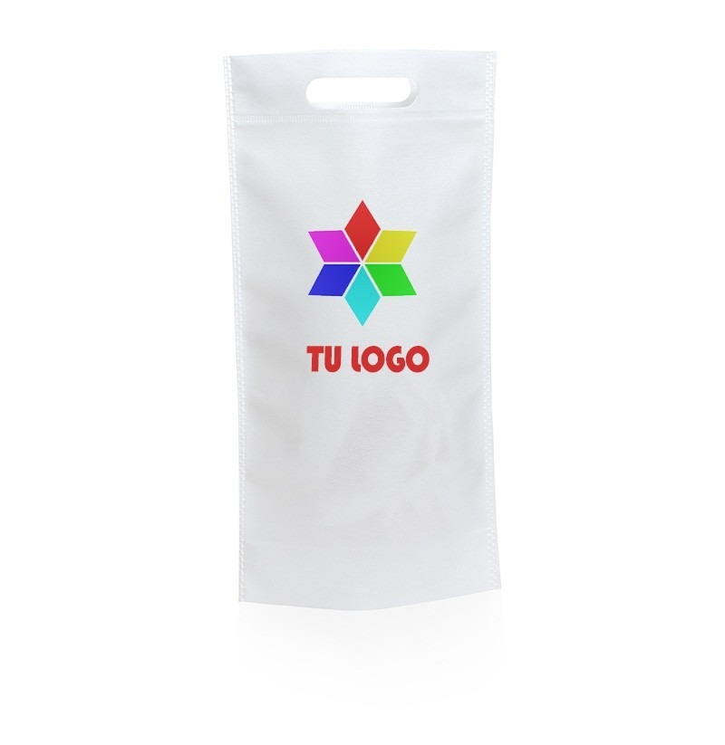 017759cac 500 Bolsas Friselina P/ Vino 20x40x10 Con Tu Logo Estampada ...