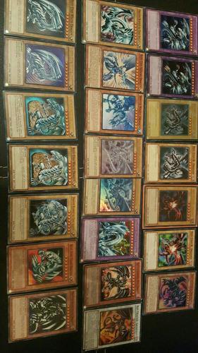 500 cartas yugioh al azar. variadas(20 foils)