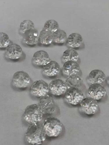 500 cristales de vidrio de 6mm. oferta!