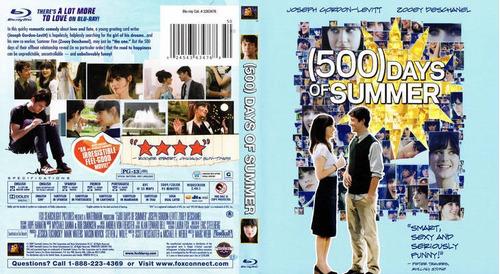 (500) days of summer [ blu-ray]