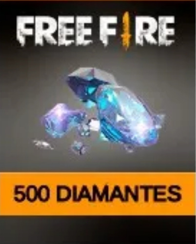 500 diamantes free fire