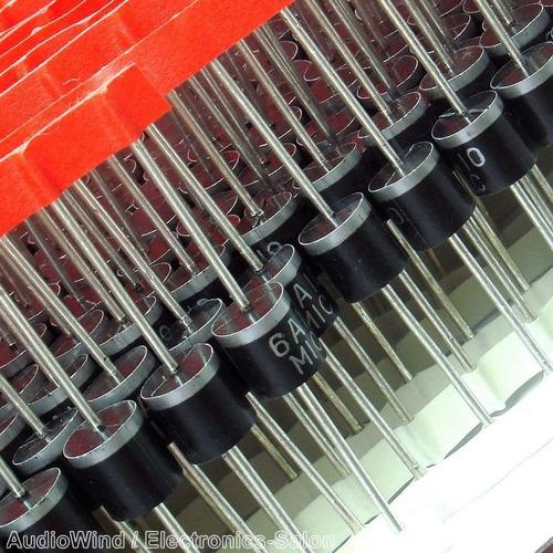 500 diodos 6a10 (atacado)