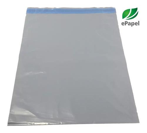 500 envelope de segurança 20x30 saco plástico aba adesiva