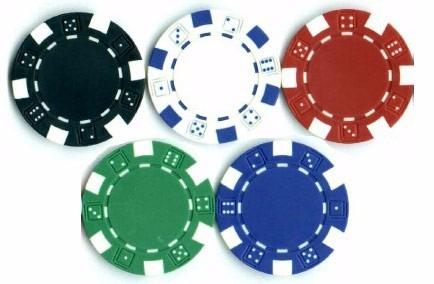 500 fichas de poker sueltas tu distribución nuevo y sellado.