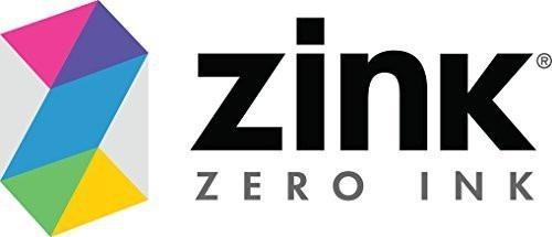 500 folhas papel fotográfico zink polaroid zip snap leia anu
