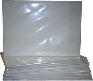 500 folhas papel para sublimação a4 90g.
