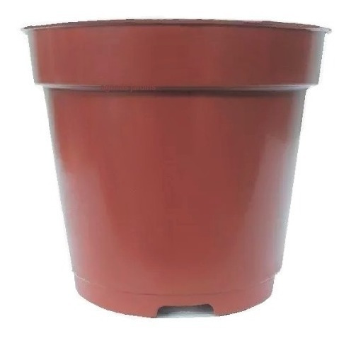 500 mini vasos plastico plantas 80ml marrom pote 6 atacado