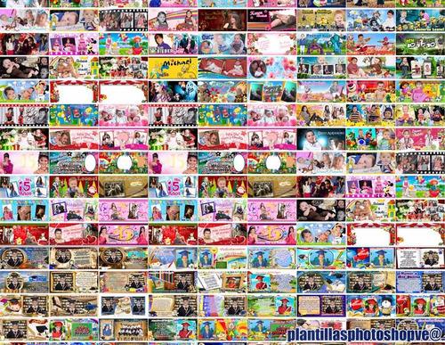 500 plantillas p' sublimar tazas diseños festivos varios mas