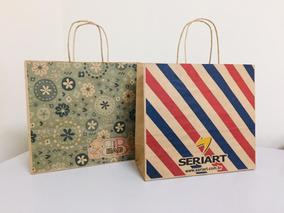 8449723c0 Sacolas Papel Personalizada Rj - Arte e Artesanato no Mercado Livre Brasil
