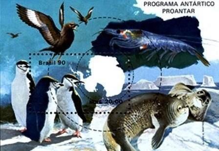 500 selos comemorativos do brasil novos + 2 blocos