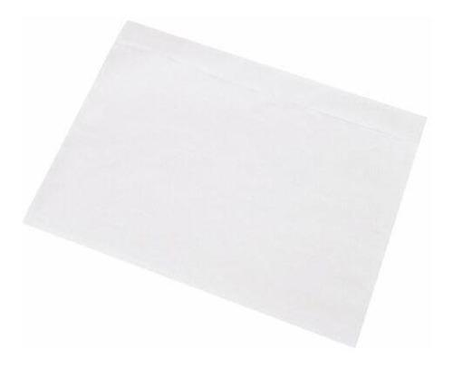 500 x 7.5x5.5 embalaje claro factura lista bolsas envío-4263