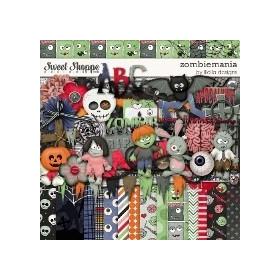 5000 Kits Scrapbook Digital + Kaagard + Lliella = 33 Dvds